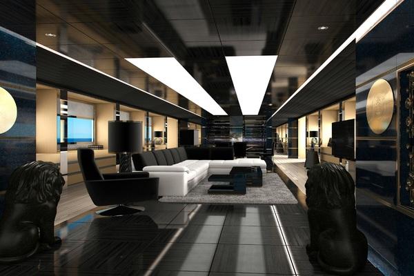 2023 Custom 230' Preferred Builder - Fincantieri Yachts PLATINUM X | Picture 7 of 18