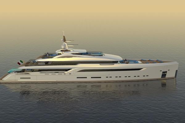 2023 Custom 230' Preferred Builder - Fincantieri Yachts PLATINUM X | Picture 8 of 18