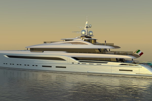 2023 Custom 230' Preferred Builder - Fincantieri Yachts PLATINUM X | Picture 4 of 18