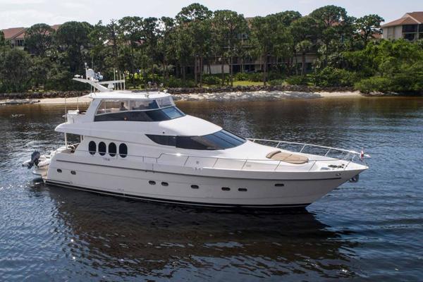 65' Neptunus Flybridge Motor Yacht 2000 | Pardi Princess