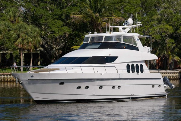 2000 Neptunus 65' Flybridge Motor Yacht PARDI PRINCESS | Picture 2 of 90