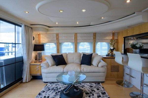 Picture Of: 65' Neptunus Flybridge Motor Yacht 2000 Yacht For Sale | 3 of 90