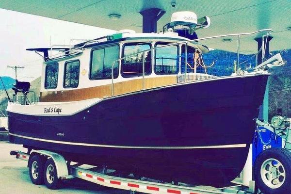 30' Ranger Tugs R-27 2016 | Reel S Cape