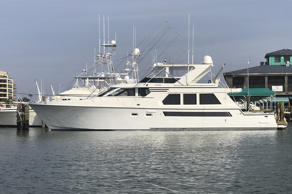 1995 Tollycraft 57' 57 Motor Yacht K Sea | Picture 1 of 60
