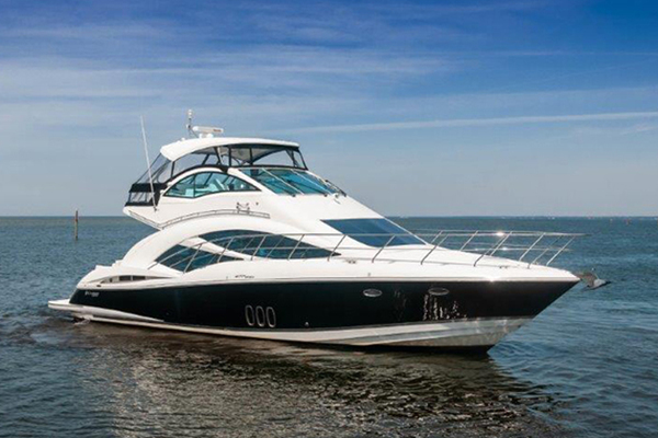 47' Cruisers Yachts 47 Sport Sedan 2006 | Knot Fair