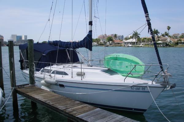 28' Catalina 28 Mkii 1996 | Psyche 3
