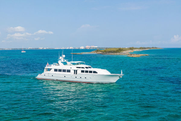 110' Broward Raised Pilothouse 1994 | EXIT STRATEGY
