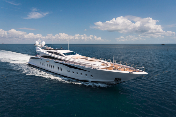 photo of 152' Leopard High Performance 2011