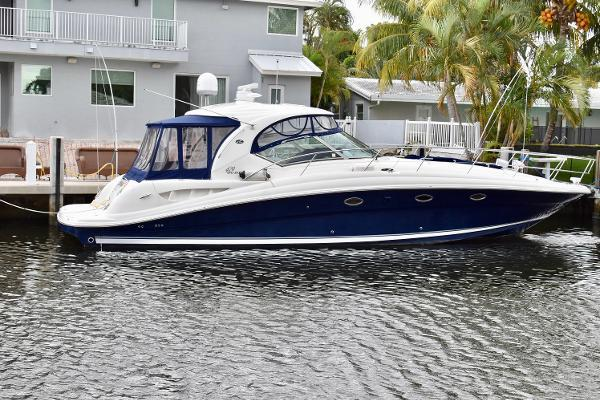 45' Sea Ray Sundancer 2005 | Victoria