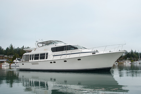 Pacific Mariner 65' 2004 | Alii