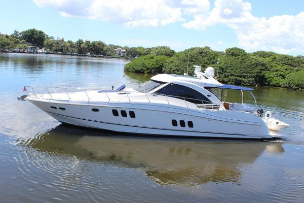 61' Sea Ray 60 Sundancer 2009 | Tica