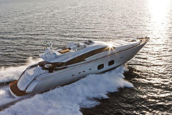 108' Pershing Motoryacht 2011 | Le Caprice Iv
