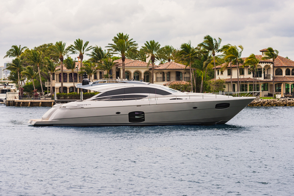 photo of 74' Pershing 74 2016