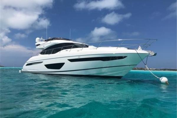 65' Princess 65s 2018 | Crowned Eagle