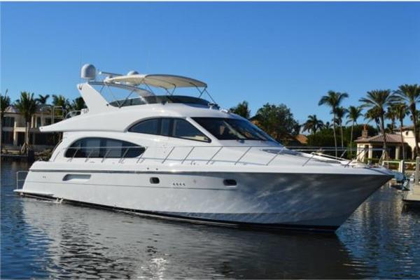 63' Hatteras 63 Raised Pilothouse 2002 | NO NAME