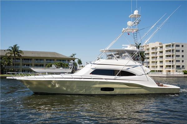 70' Bertram Sport Fisherman 2008 | Kathy Jo