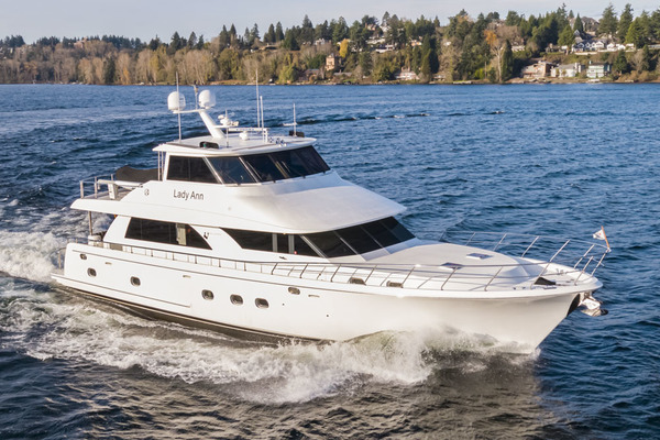 Picture Of: 74' Ocean Alexander OA 74 2007 Yacht For Sale | 1 of 48