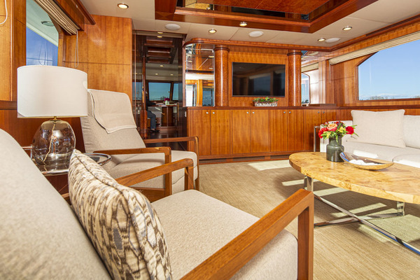 Picture Of: 74' Ocean Alexander OA 74 2007 Yacht For Sale | 3 of 48