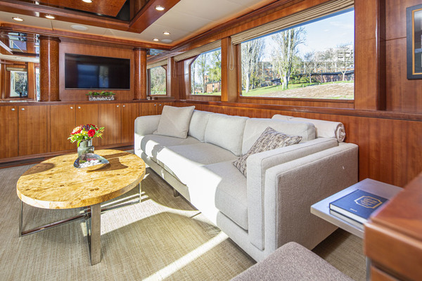 Picture Of: 74' Ocean Alexander OA 74 2007 Yacht For Sale   4 of 47