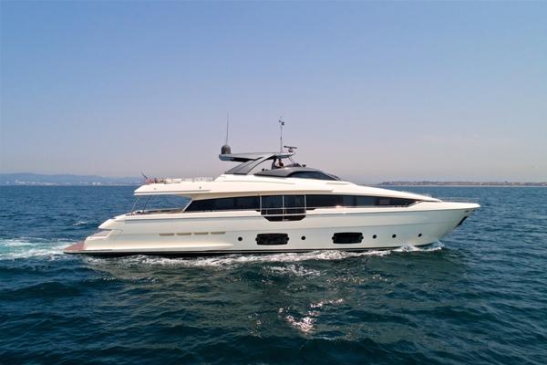 96' Ferretti Yachts 960 2016 | Queen B