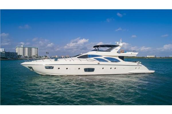 100' Azimut Leonardo 2010 | Intervention