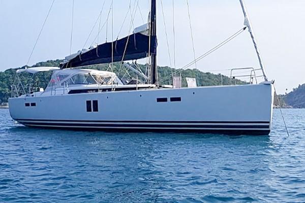 Aurore  Hanse 545 for sale