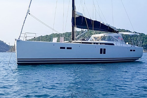 52' Hanse 545 2012 | Aurore