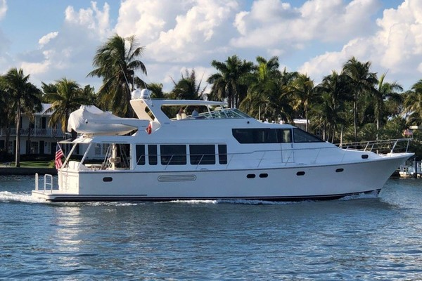 65' Pacific Mariner Pa 65 2006 | Galilea