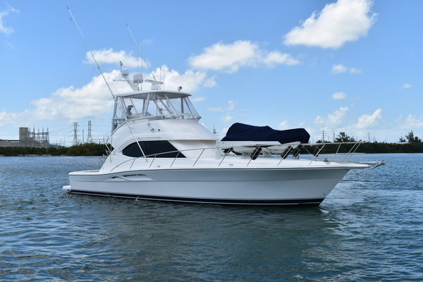 2007Riviera 42 ft Convertible   YO LO