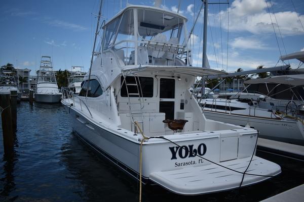 2007Riviera 42 ft Convertible   YO LO