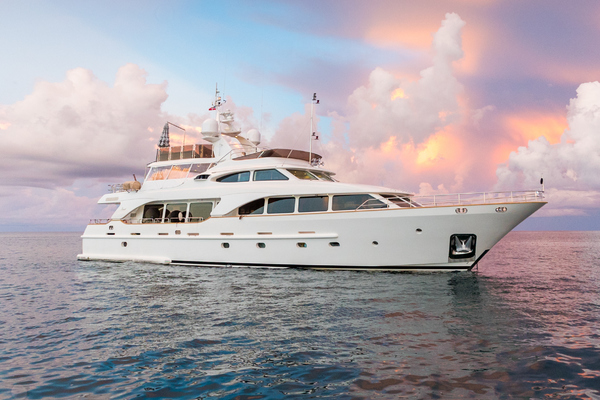100' Benetti Tradition 100 2007 | Jazz