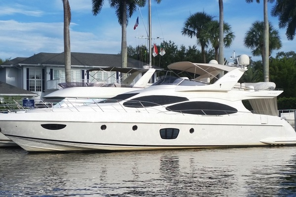 68' Azimut 68 Evolution 2009 | No Name
