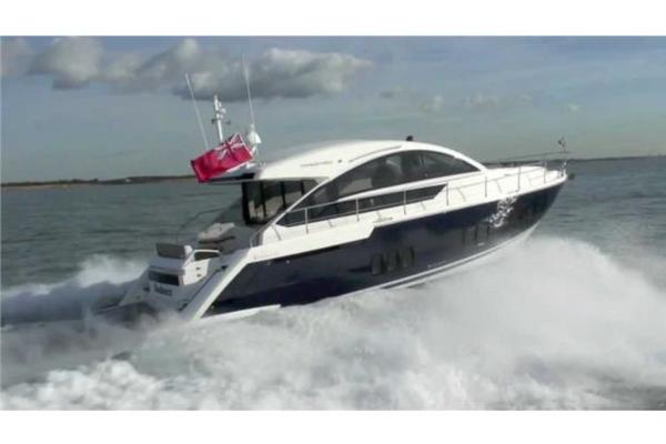 50' Fairline Targa GT  2013 | El Plan Maestro