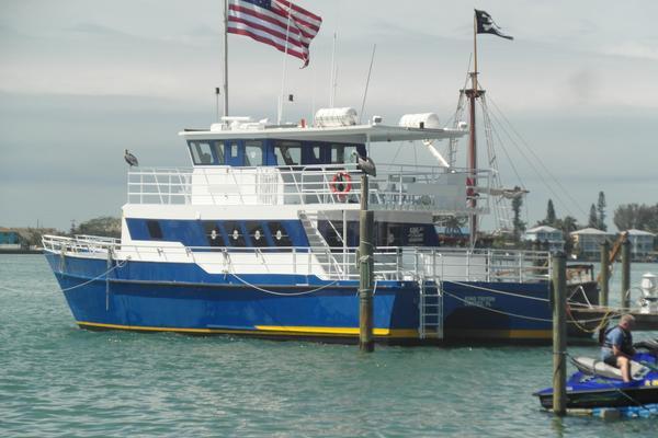 60' Custom Tri-kat 49 Passenger Catamaran 2002 | King Triton