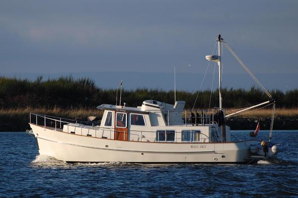 40' Eagle Pilothouse Trawler 2008 | Nw Passage