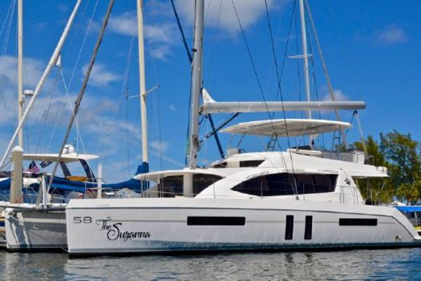 Picture Of: 58' Leopard 58 2018 Yacht For Sale | 4 of 89