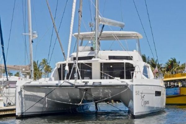 Picture Of: 58' Leopard 58 2018 Yacht For Sale | 3 of 89