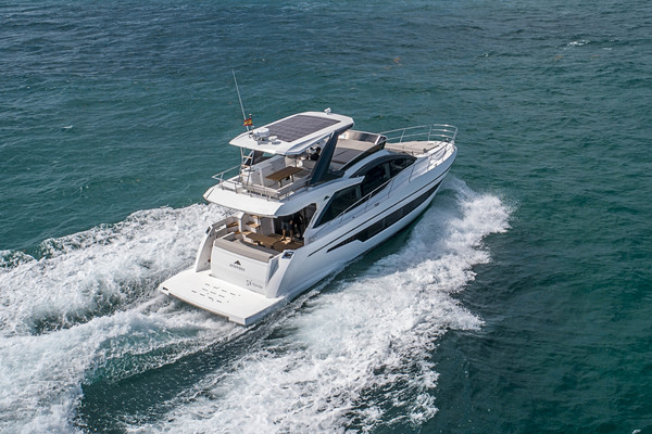 New Astondoa 52 Flybridge