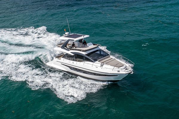 Astondoa 52' 52 Flybridge 2019