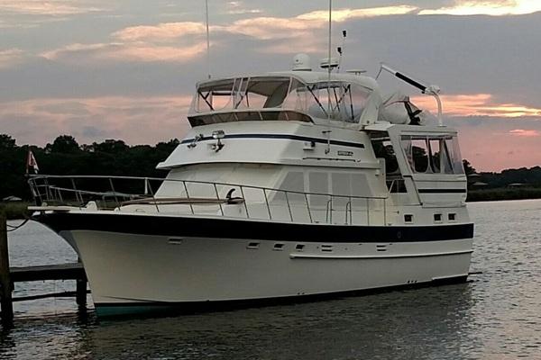 45' Jefferson Motor Yacht 1985 | Mon Ami