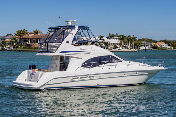 2005Sea Ray 44 ft 420 Sedan Bridge   All 4 Lees