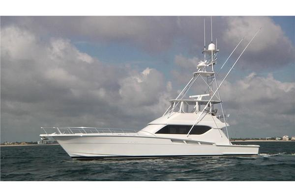 Hatteras 60' 2001 | Fish Hog