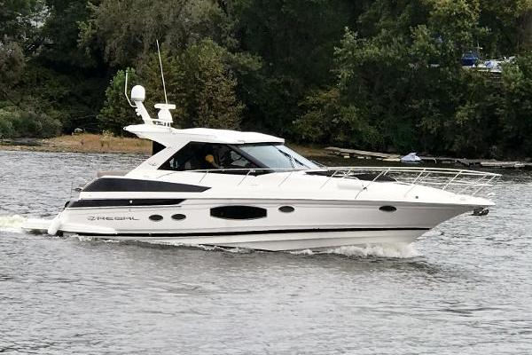 Regal 46' 46 Sport Coupe 2015