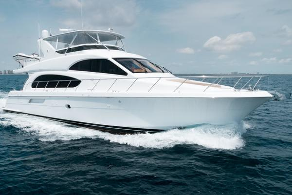 64' Hatteras 64 Motor Yacht 2006 | Marilyn Jane