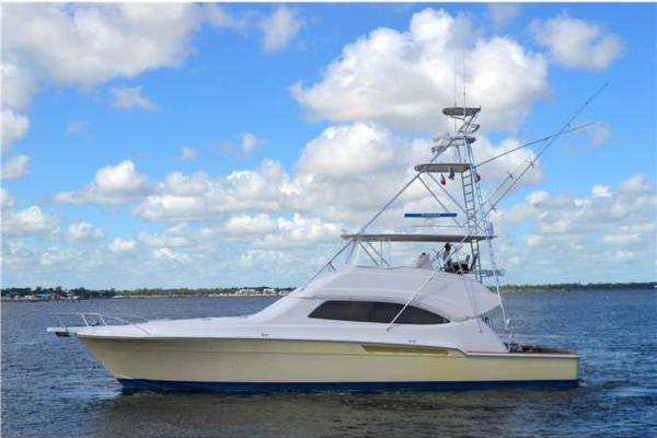 57' Bertram Sport Fisherman 2004 | Escape