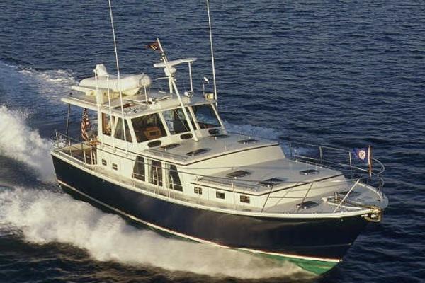 51' Dettling Motor Yacht 1997 | Winston Ii