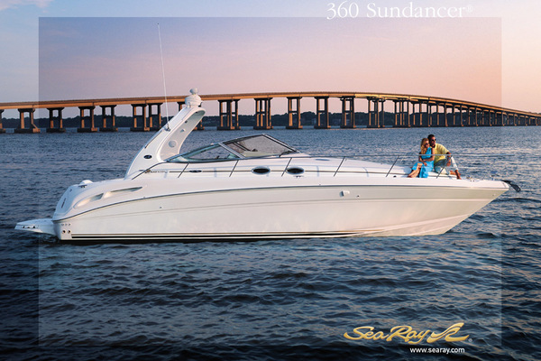 36' Sea Ray 360 Sundancer 2002 | Ruff Life