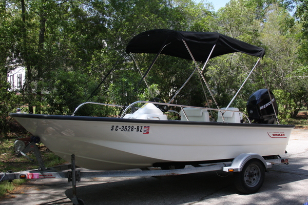 15' Boston Whaler 15 Sport 2008 | No Name