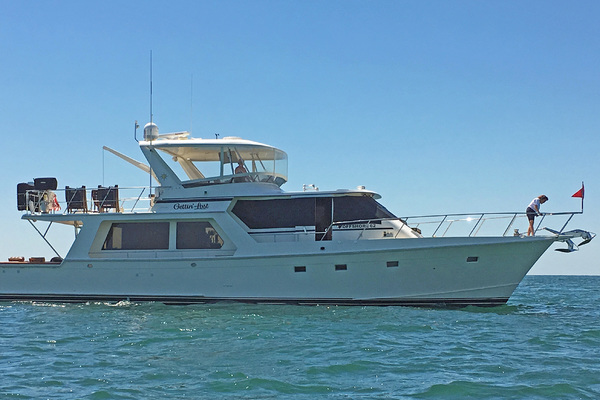 62' Offshore Yachts Pilothouse 2007 | Gettin Lost