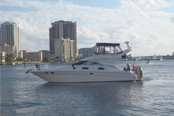40' Sea Ray Cruiser 1999 | No Snow